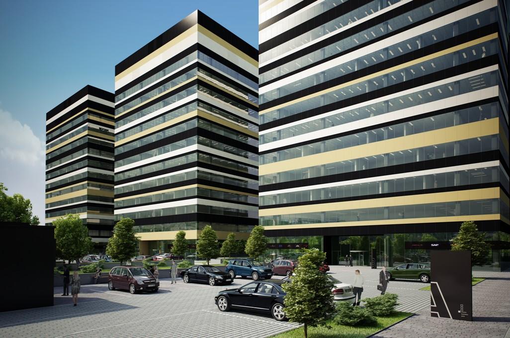 Katowice] SKANSKA Silesia Business Park przy Chorzowskiej
