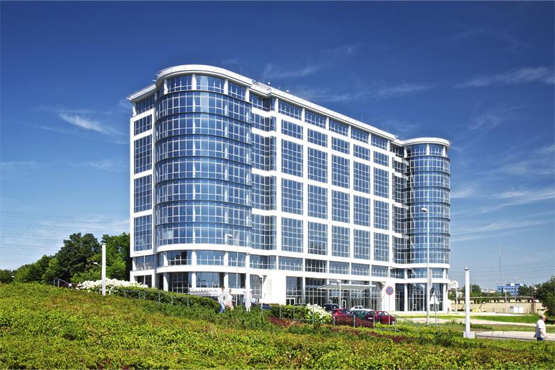 © Ghelamco Polska; Katowice Business Point