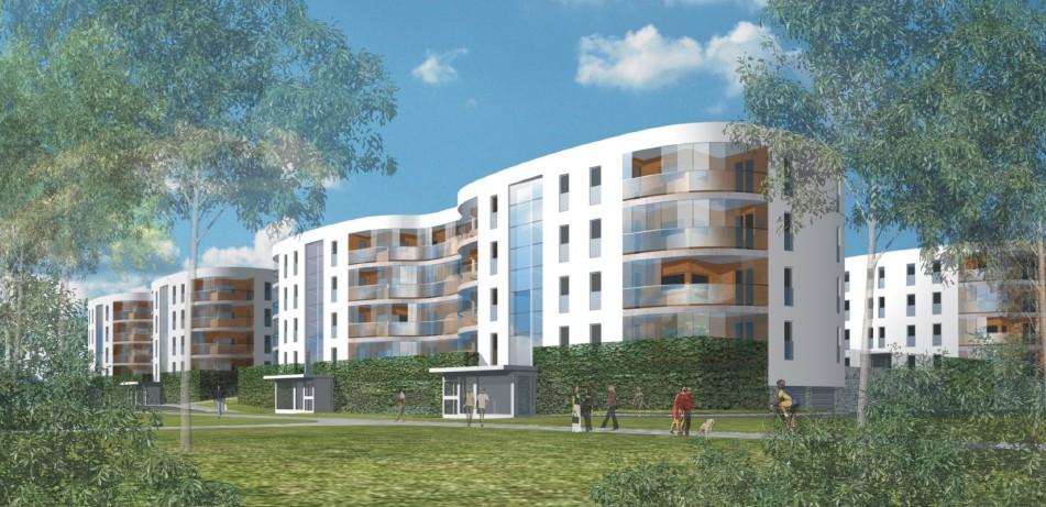 © Katowice Housing Association; project of Mały Staw