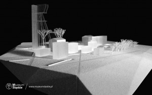 © Silesian Museum; project of the new Silesian Museum's seat