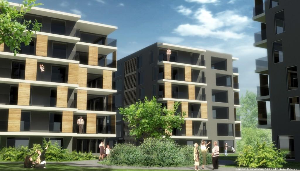 JHM Development plans housing estate in Katowice – Katowice the City