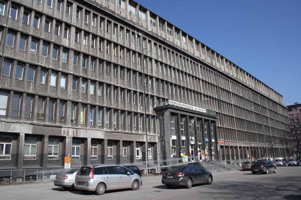 Grunwaldzki Square Office Center