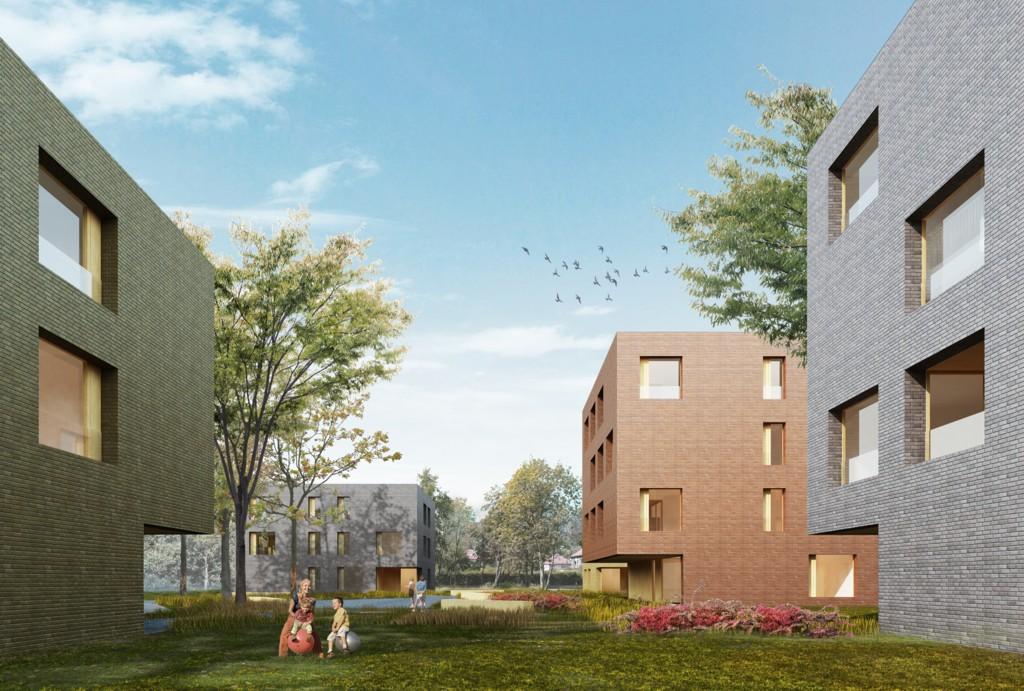 © GC Investment; Parkowa Villas