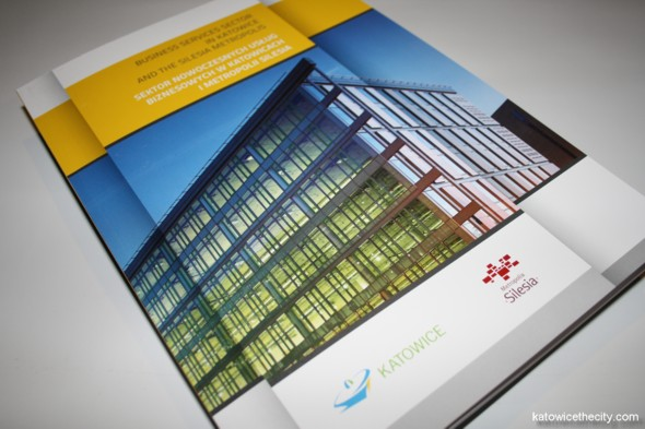 "The ""Business services sector in Katowice and the Silesia Metropolis"" report prepared by ABSL"
