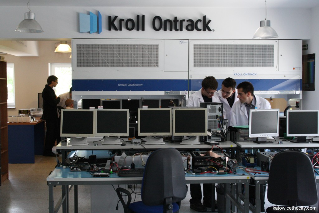 Kroll Ontrack's offices in Katowice