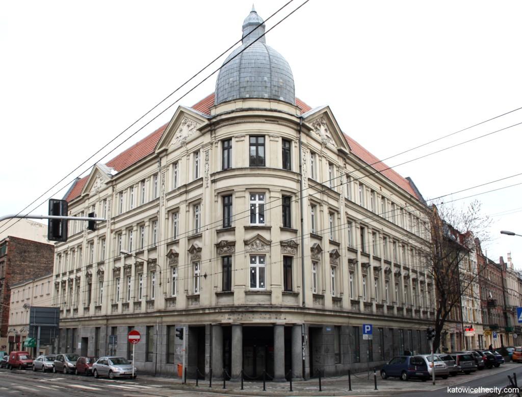 Tenement at 38 Kościuszki St.