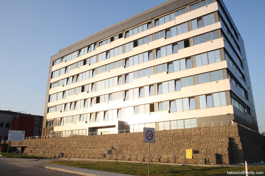 Goeppert-Mayer, first office building of GPP Business park