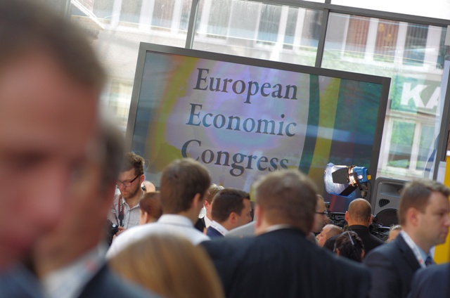 &copy: press office of EEC; participants of European Economic Congress