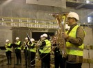 PNRSO celebrates topping-out of its new venue