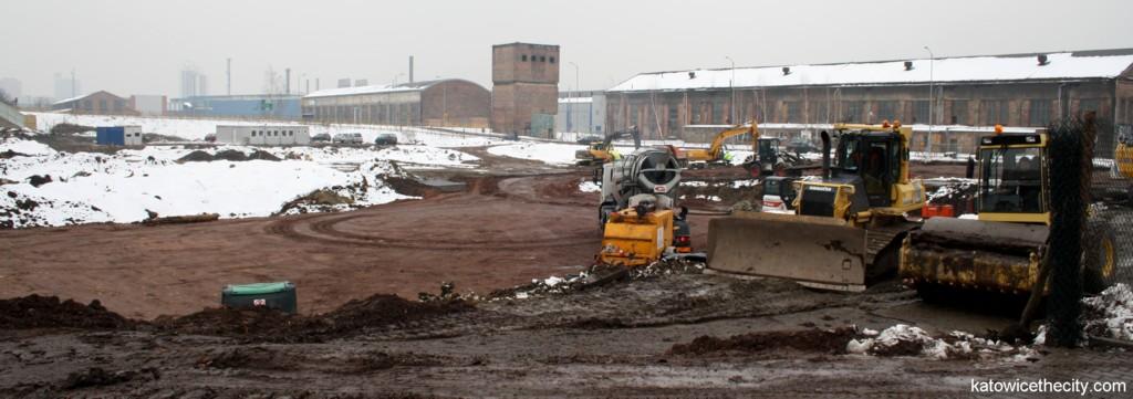 Preparatory works on Silesia Business Park