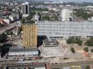 Katowice under construction