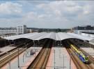 PKP PLK delivers platforms of Railway Station