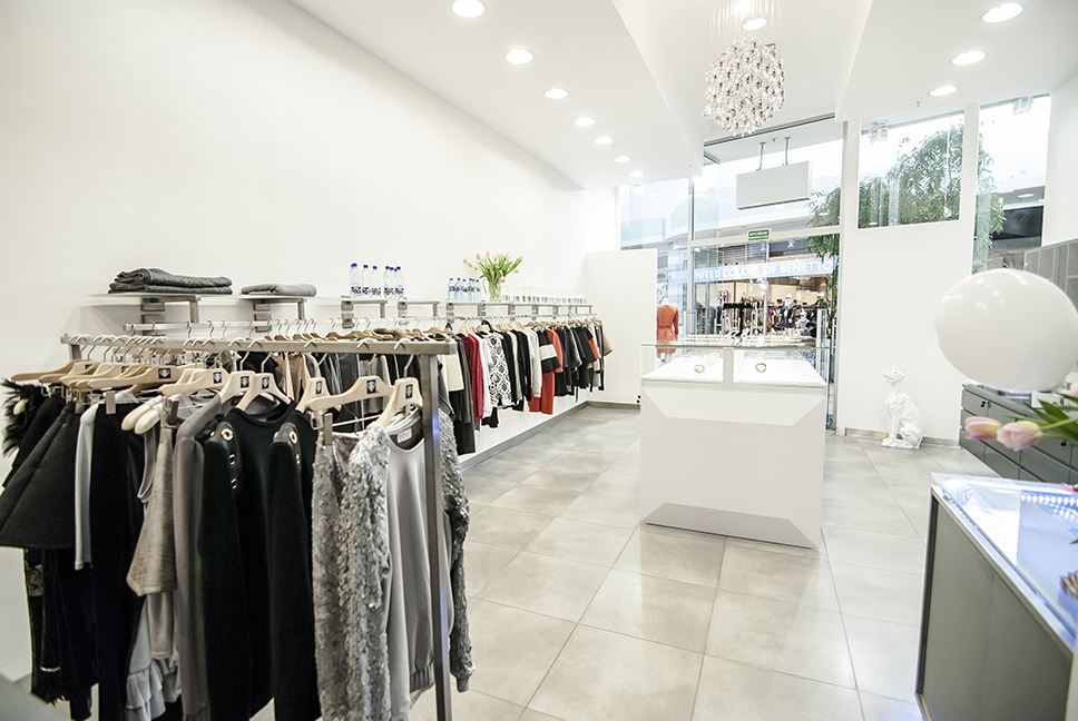 © Together; concept store in Silesia City Center