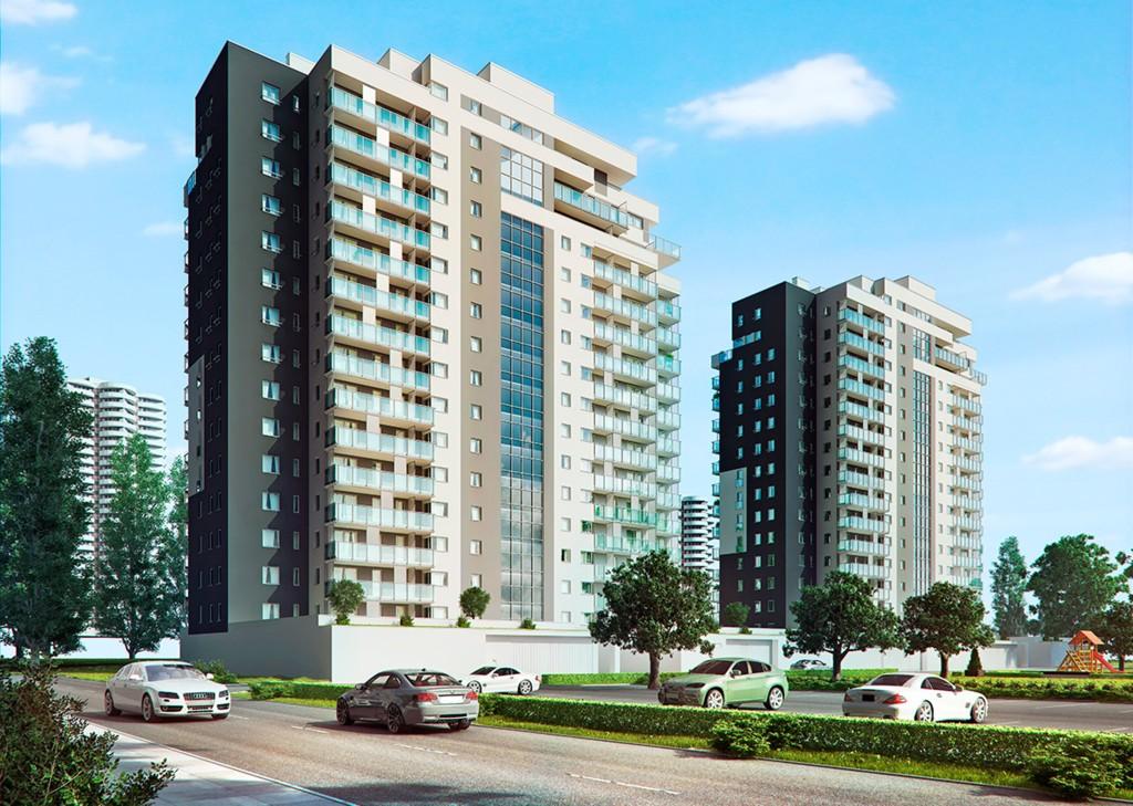 © J.W. Construction; Nowe Tysiąclecie housing estate