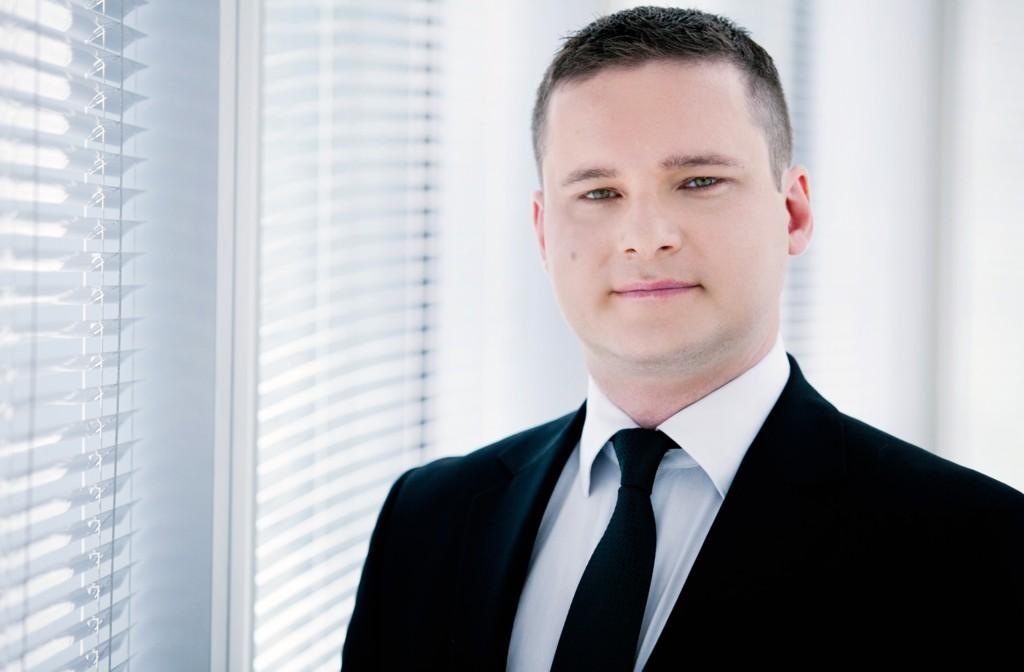 © Cushman & Wakefield; Tomasz Górski, senior negotiator from the retail department at Cushman & Wakefield