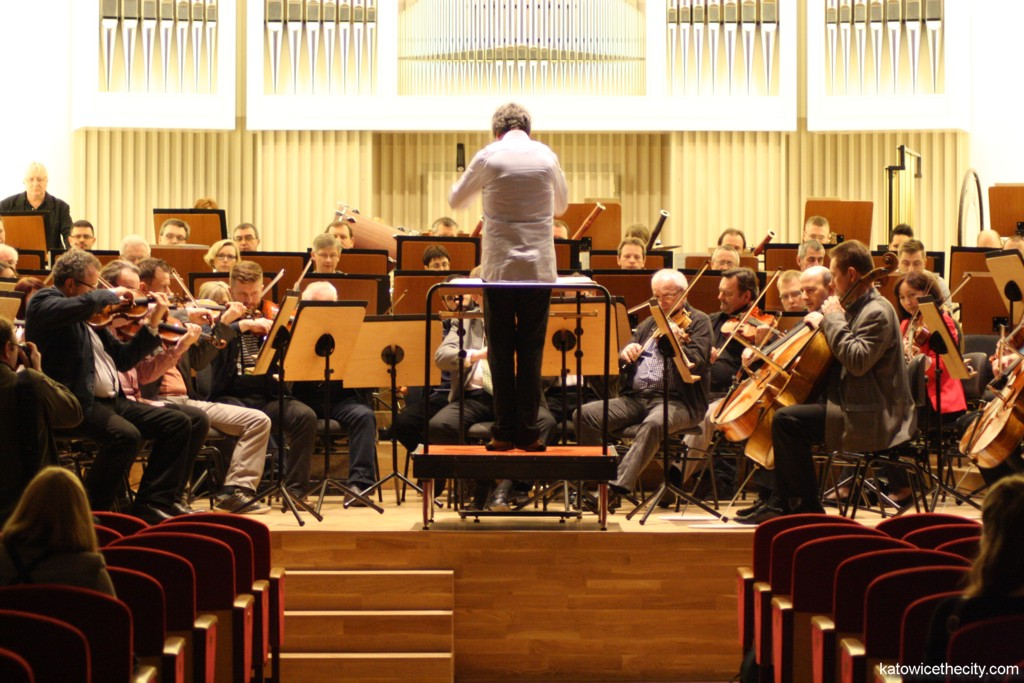 Silesian Philharmonic after extension and redevelopment works