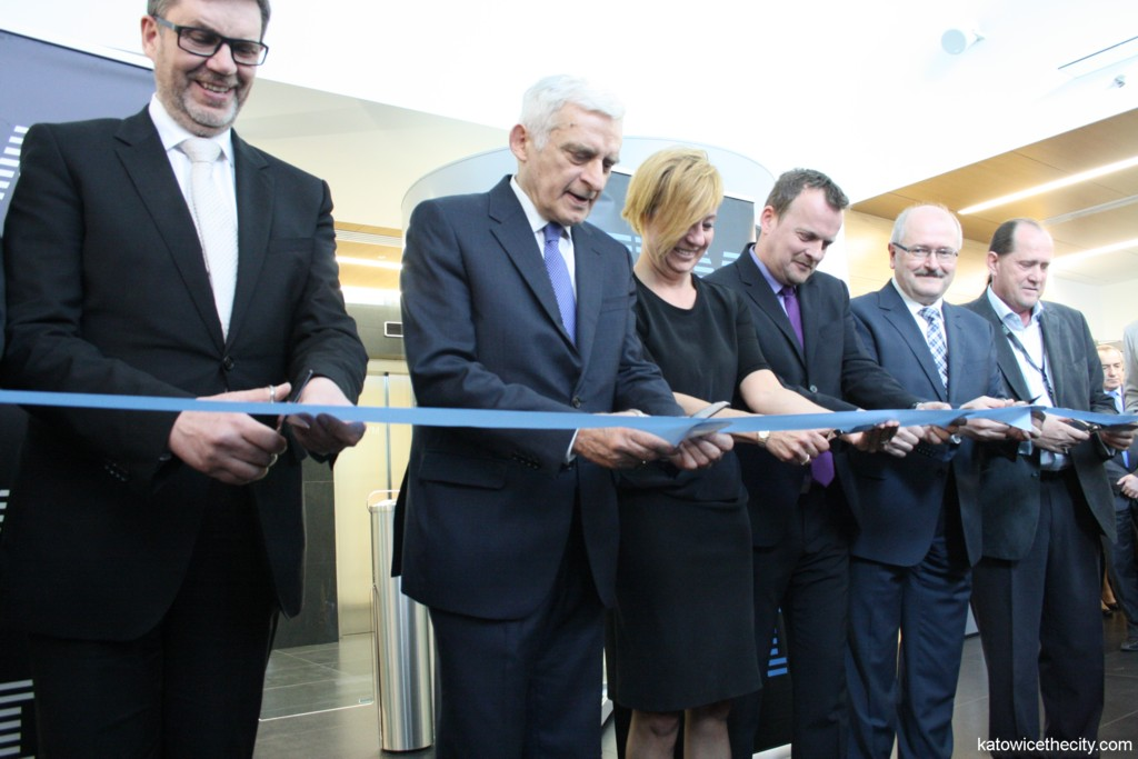 Opening of the Global Services Delivery Center of IBM