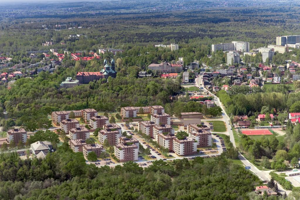 © TDJ Estate; Osiedle Franciszkańskie