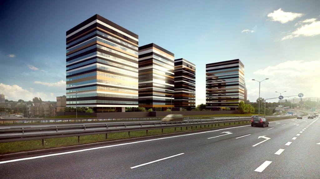 © Skanska Property Poland; Silesia Business Park