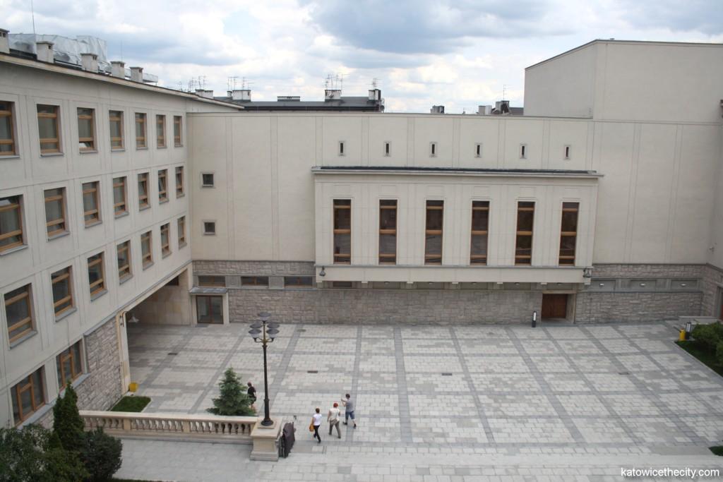 Pałac Młodzieży after renovation