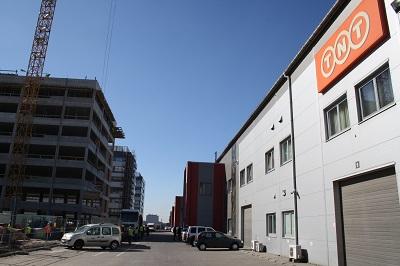 Industrial market in Upper Silesia