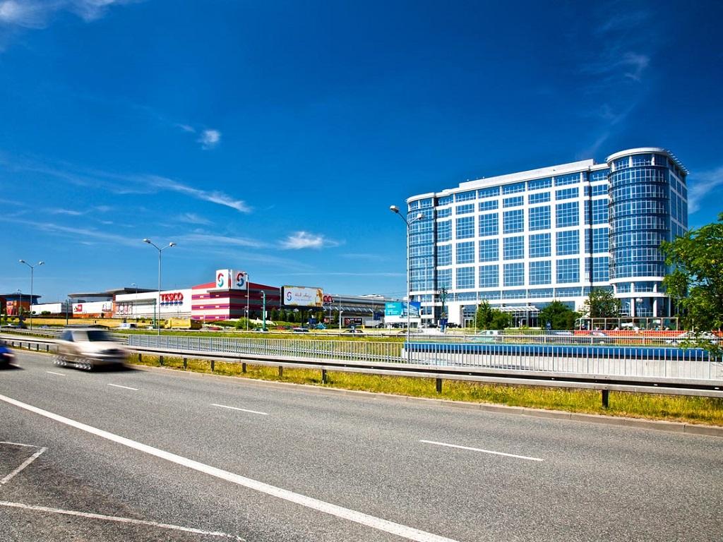 © Ghelamco; Katowice Business Point