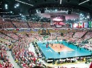 Katowice hotel prices increase for Volleyball World Championships