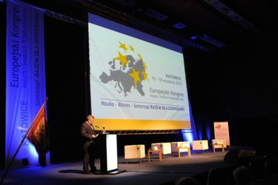 European Congress of Small and Medium-Sized Enterprises in Katowice