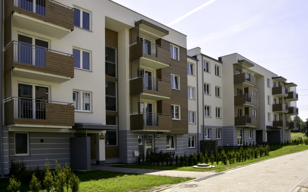 © Murapol; Murapol Bażantów housing estate