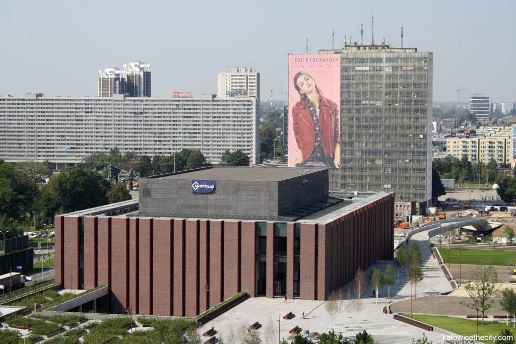 New seat of the Polish National Radio Symphony Orchestra