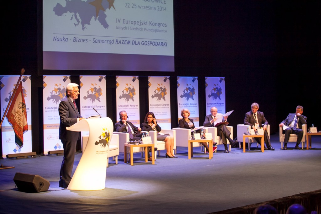 © Chamber of Commerce and Industry in Katowice; 4th European Congress of Small and Medium-Sized Enterprises in Katowice