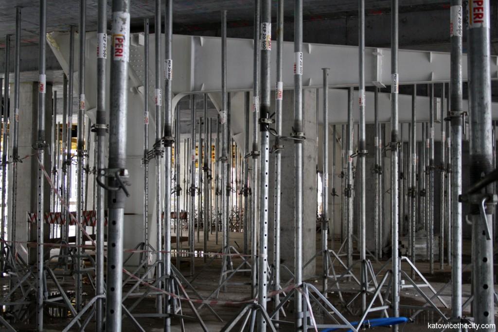 Construction work on Supersam