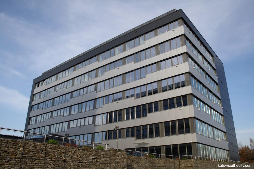 Alder office building