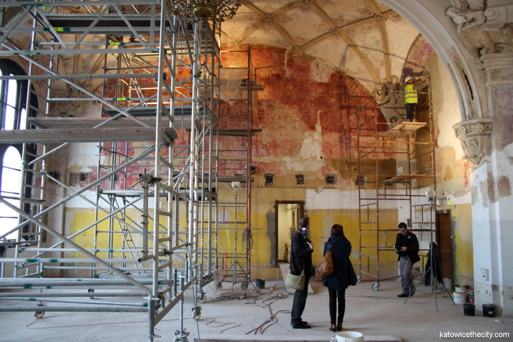 Renovation of the auditorium of the Academy of Music