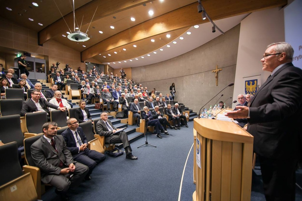 © The Chamber of Commerce and Industry in Katowice; IV European Congress of Small and Medium-Size Enterprises