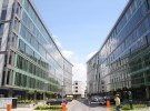 Two tenants come to Francuska Office Center