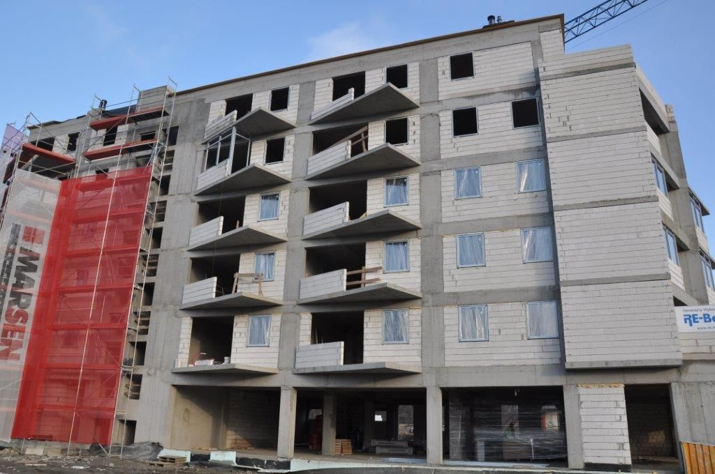 © TDJ Estate; first stage of the Franciszkańskie housing estate