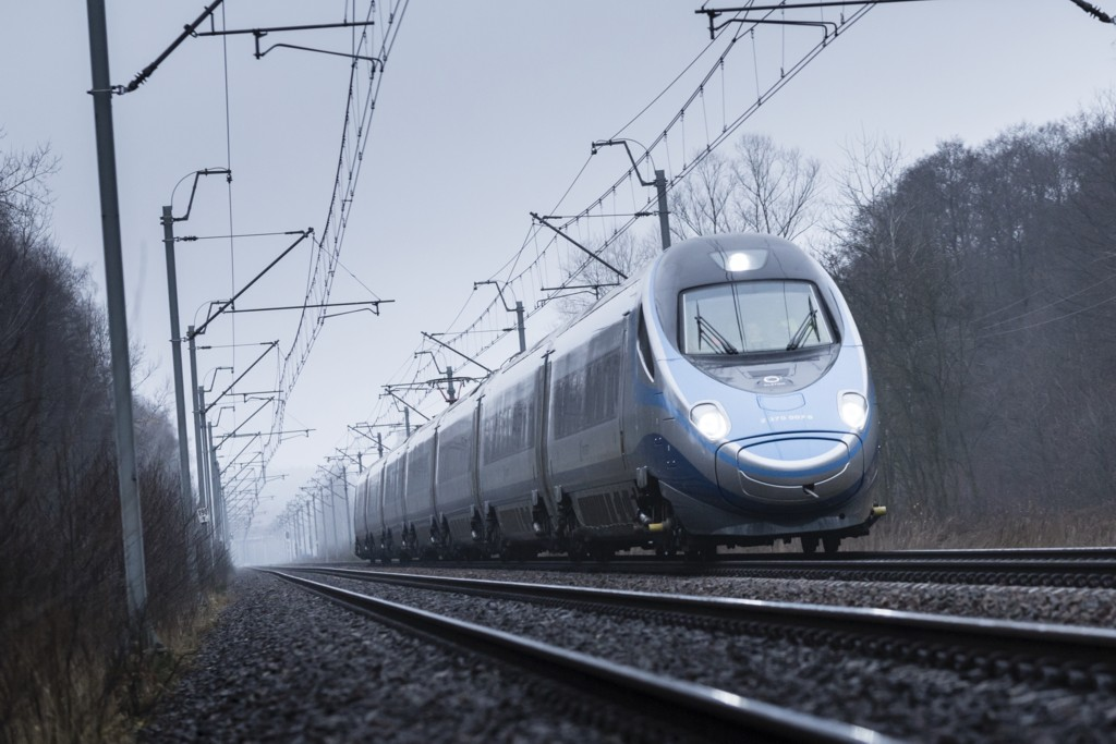 © PKP Intercity; Pendolino in Poland