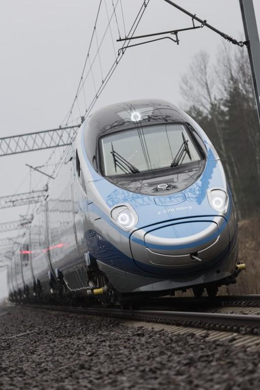 © PKP Intercity; Pendolino in Poland