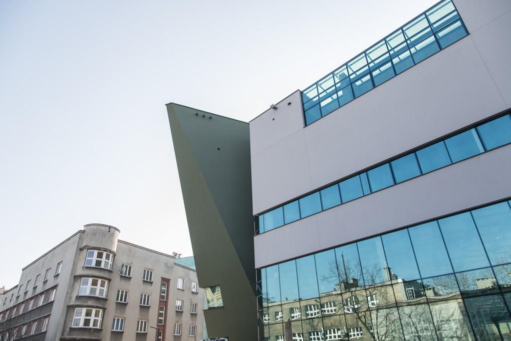 © ASP Katowice; new building of the Academy of Fine Arts, photo by Barbara Kubska