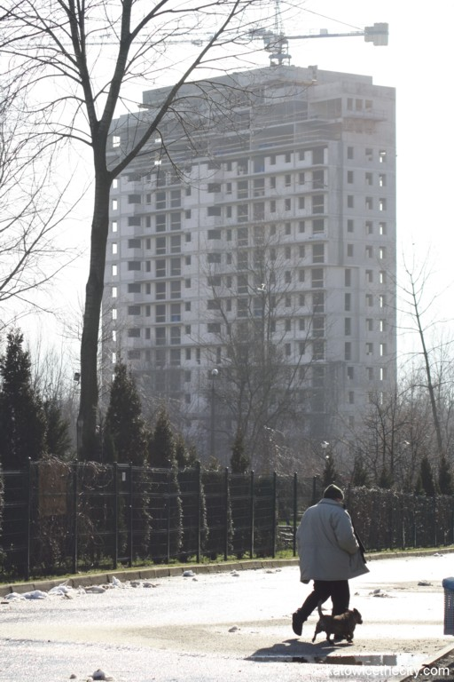 First building of Nowe Tysiąclecie