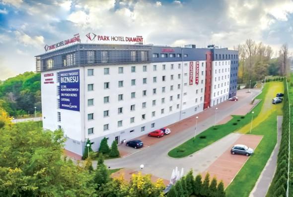© Hotele Diament; Park Hotel Diament Katowice