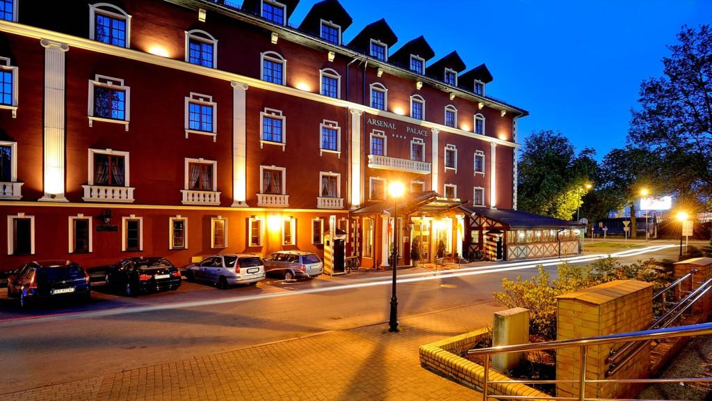 © Hotele Diament; Hotel Diament Arsenal Palace Katowice/Chorzów ****