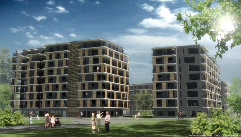 © JHM Development; first stage of Twoja Dolina