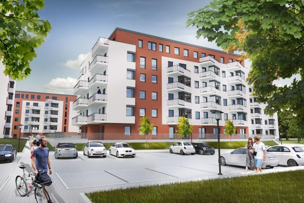 © TDJ Estate; Franciszkańskie housing estate