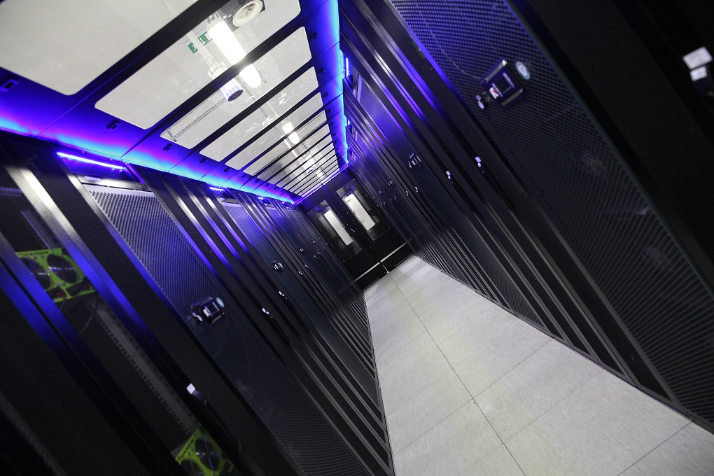 © Science and Technology Par of Euro-Centrum; data center in the passive building