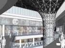 Echo Investment showed interior model of its newest mall