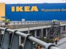 IKEA modernizes two-storey car park