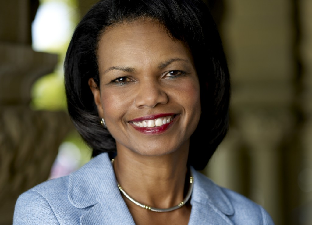 © Stanford University; Condoleezza Rice