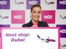 Wizz Air announces new route to Dubai